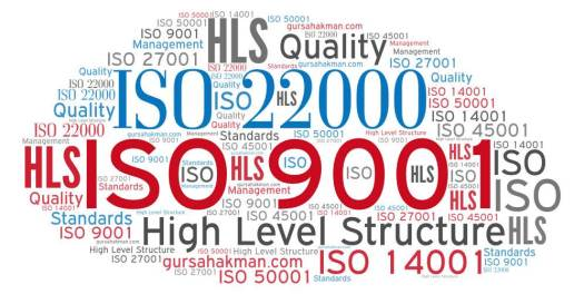 HLS ISO High Level Structure