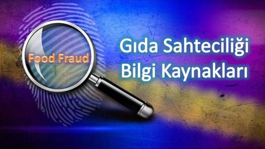 Food fraud database Gıda sahteciliği taklit tağşiş