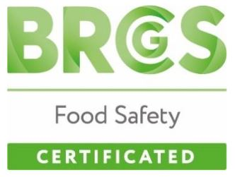 BRC Food Safety Certificated Site