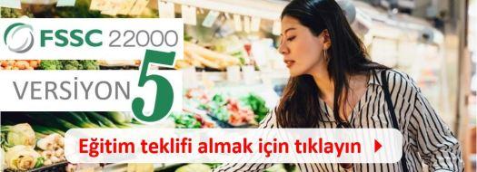 FSSC 22000 Egitim Versiyon 5