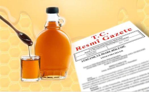 Bal Pekmez Benzeri Aromalı Şurupların Üretimi Yasaklandı