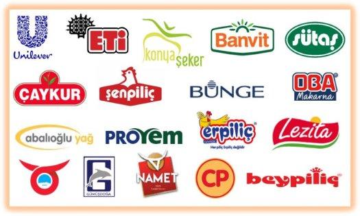 Türkiye'nin En Büyük 20 Gıda Üretim Şirketi