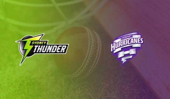 Sydney-Thunder-vs-Hobart-Hurricanes