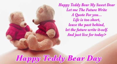 Teddy Bear Day Images 2018