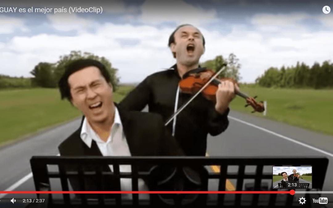 Uruguay is the best countreeee — Joke becomes national hit