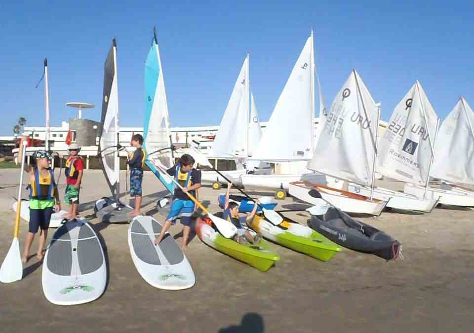 Full Sailing Centre, Montevideo
