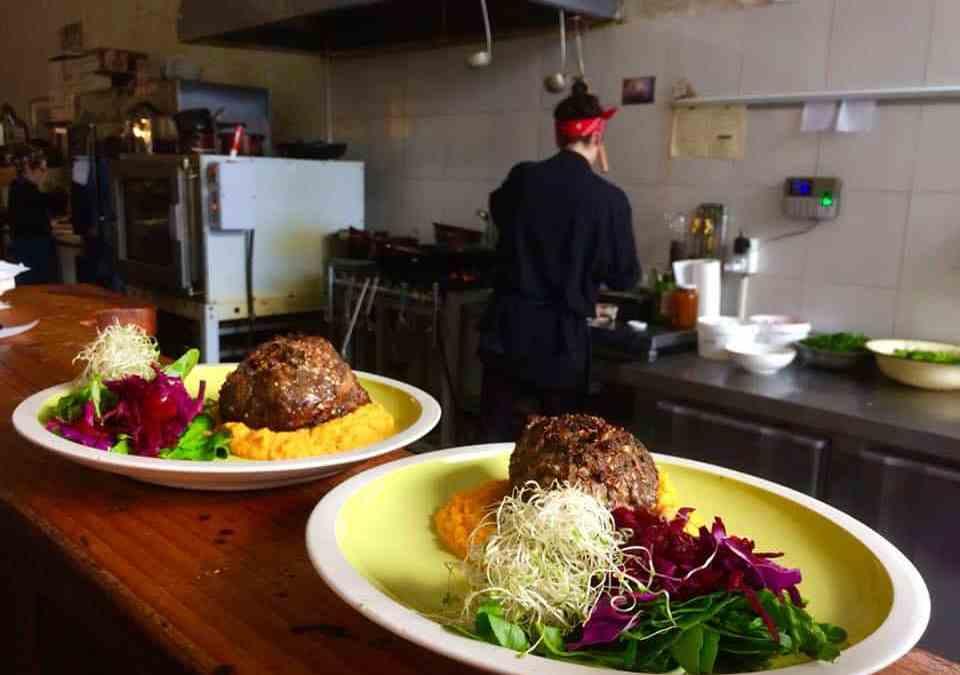 Sin Pretensiones - great restaurant ciudad vieja Montevideo