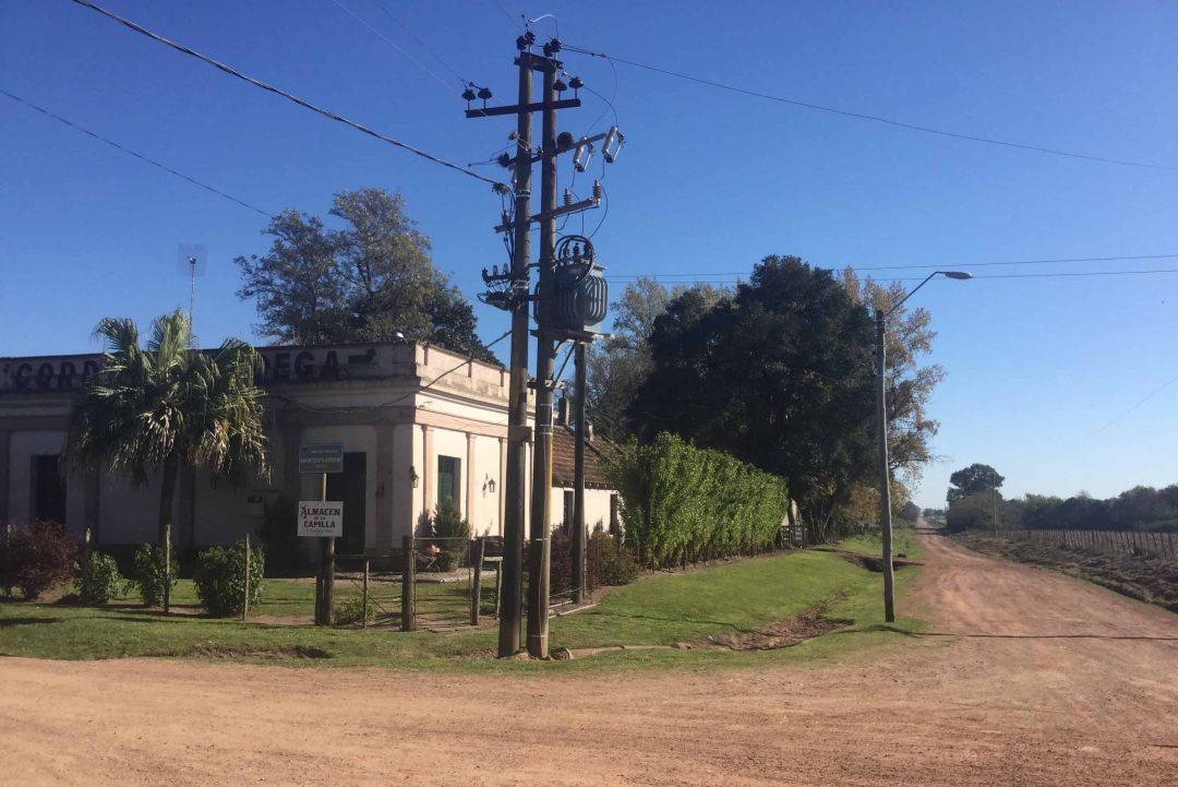 Carmelo - wines of Uruguay, Almacen de la Capilla