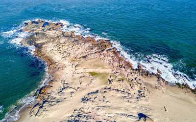 Cabo Polonio – Lost island in a sea of dunes