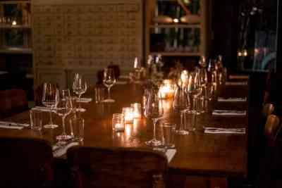 Salon No. 3 - la barra restaurant