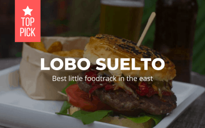 Lobo Suelto – Best little foodtruck in the East