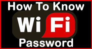 How to Find Saved Wifi Password Hindi