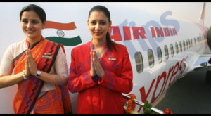 Air India Air hostess