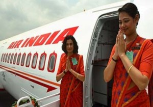 Air Hostess Air India