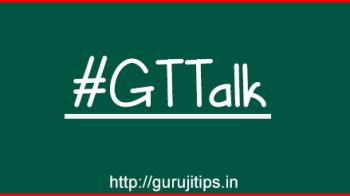 GT Talk Ashutosh Choudhary