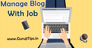 how to manage blog