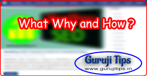 Why Guruji Tips