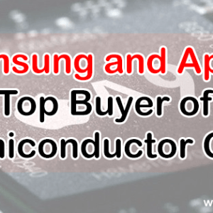 Top Buyer of Semiconductor Chip
