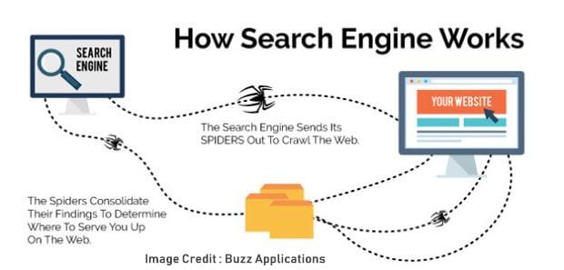 Search Engine Kaise kaam karta hai