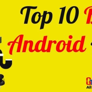 Top 10 Best Android App