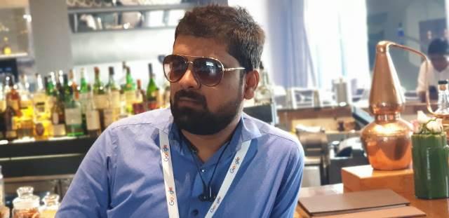 business consultant Ashutosh Choudhary