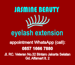 Eyelash Jasmine Beauty