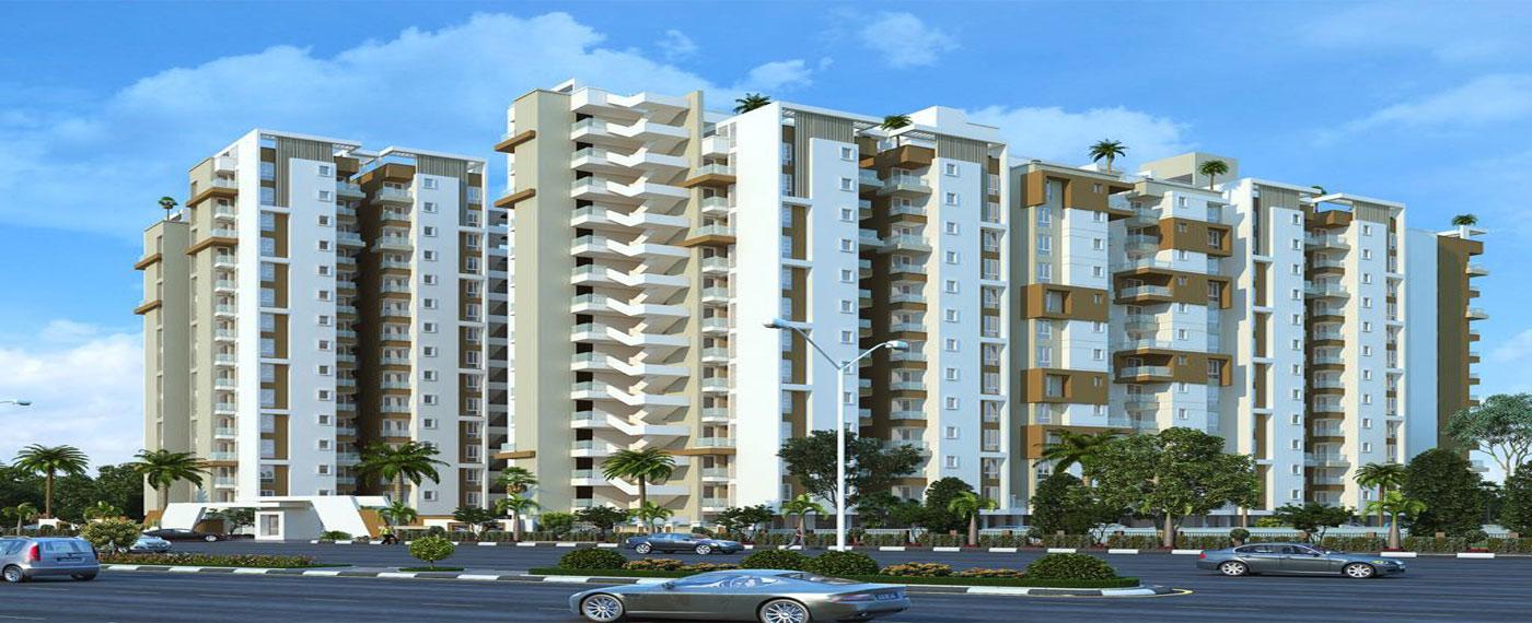 Chordias Atulya 2 & 3 Bhk Apartments in Jaipur