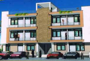 900Sq Feet 2 Bhk Flat for Sale near DCM Ajmer Road Jaipur Flats for sale