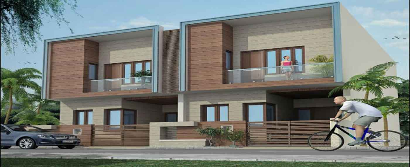 111 Sq Yards Villas for Sell at Sunder Nagar Patel Marg Mansarovar Jaipur