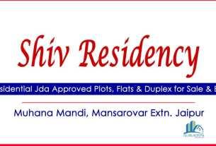 Shiv Residency Residential Jda Approved Plots Muhana Mandi Jaipur