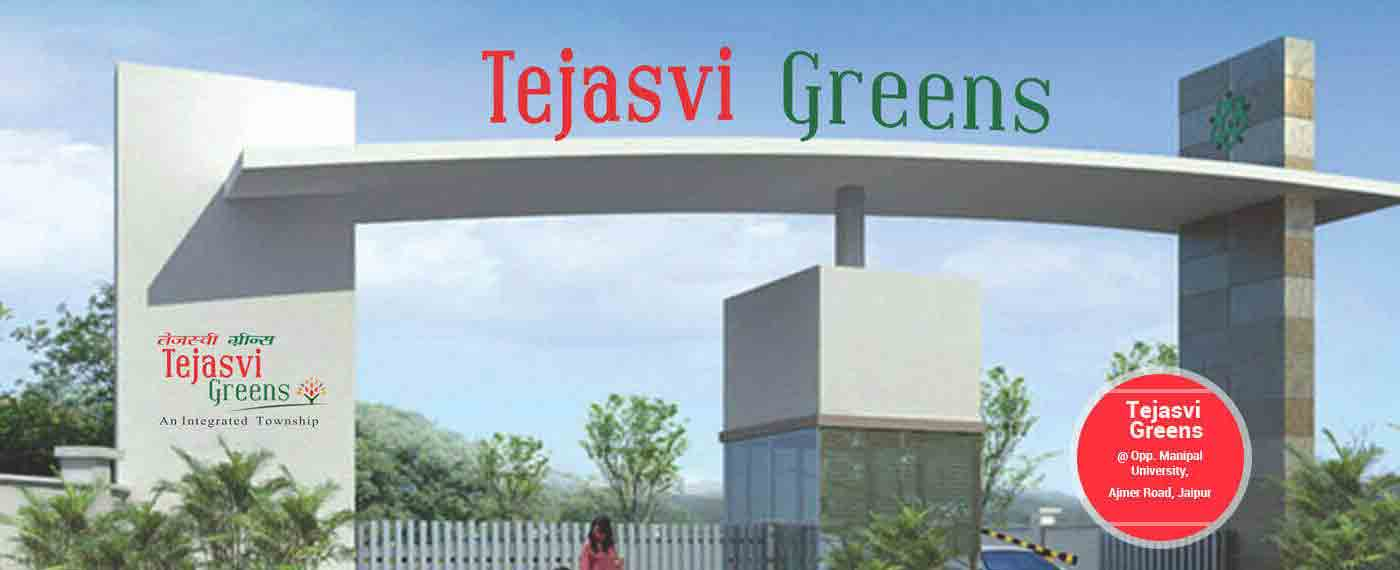 Tejasvi Greens Jda Approved Plots Township Nr Manipal University Jaipur