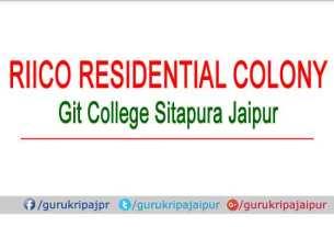 riico residential colony sitapura, jda approved plots