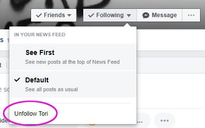 How To Send Someone To Your Facebook Restricted List