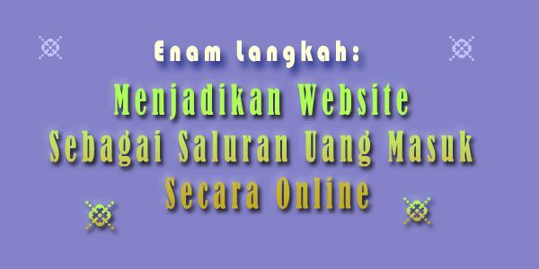 saluran uang online