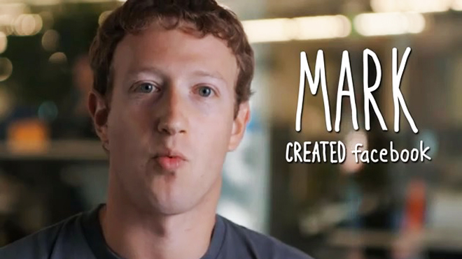 Mark Zuckerberg-CEO-Facebook
