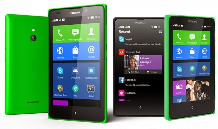 Nokia-X-Android
