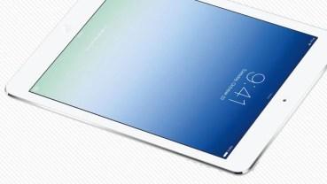 Se filtran imágenes del panel frontal del posible iPad Air 2