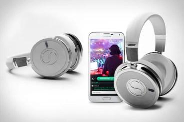 Soundsight, auriculares con cámara integrada