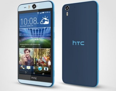 HTC Desire Eye, nuevo miembro en la familia Desire