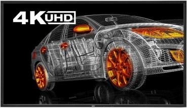NEC X841 UHD, nueva era de experiencia visual con el MultiSync