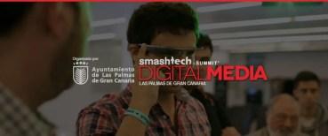 Smash Tech Digital 2015, el próximo 24 de abril en Las Palmas de Gran Canaria