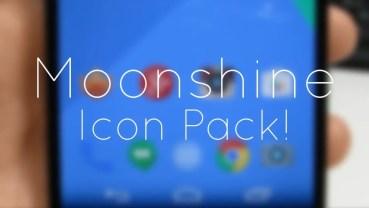 Moonshine, uno de los mejores packs de iconos