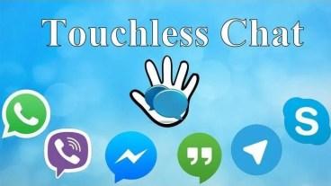 Touchless Chat, envía mensajes sin tocar el teléfono
