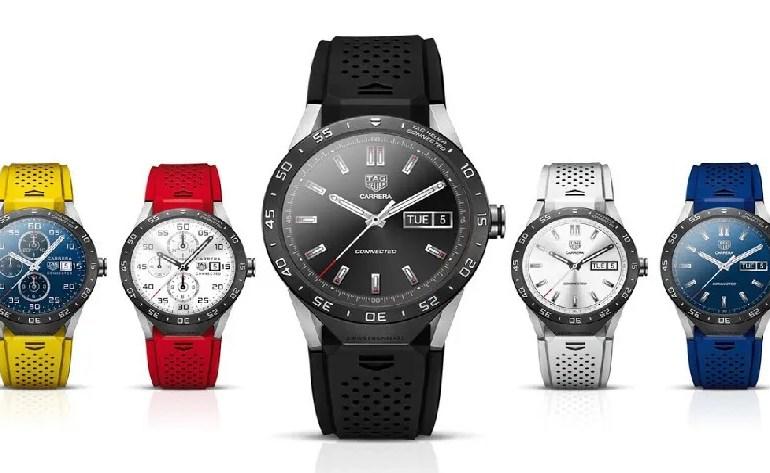 Connected Watch, el smartwatch de TAG Heuer