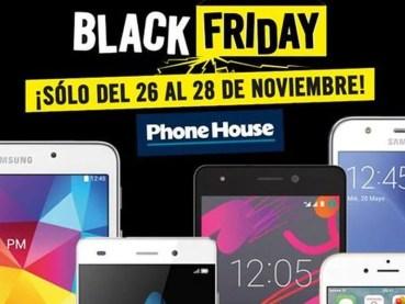 Black Friday en The Phone House, del 26 al 28 de noviembre