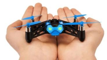 Consigue a mitad de precio drones de Parrot