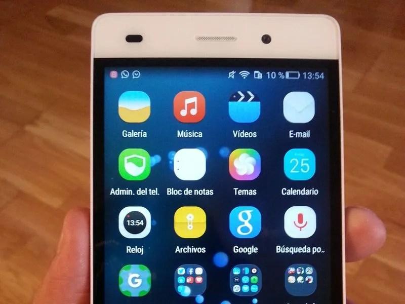 Review del Huawei P8 Lite tras una semana de uso
