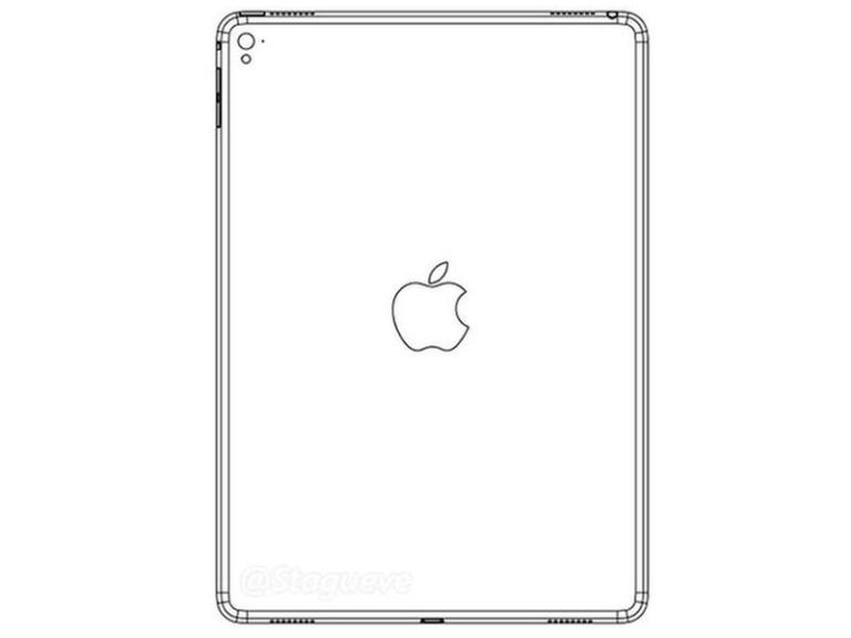 Se filtra el esquema del posible iPad Air 3