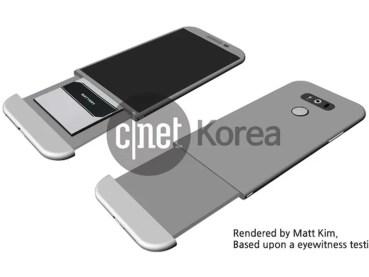 El LG G5 sorprende con su diseño y batería