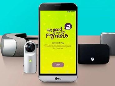 El LG G5 se venderá en España por 699 €